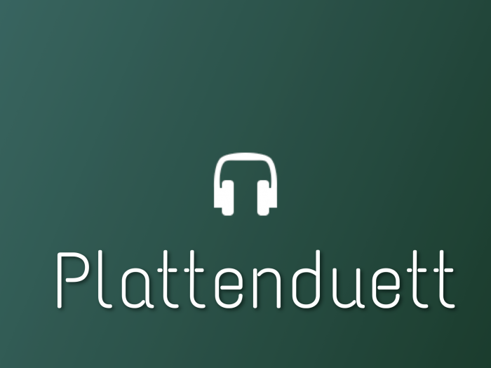 Plattenduett Podcast