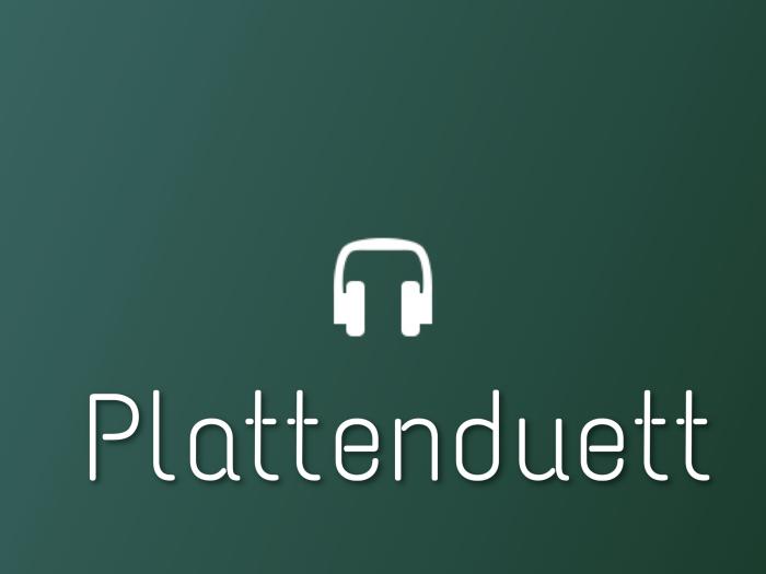 Plattenduett Podcast