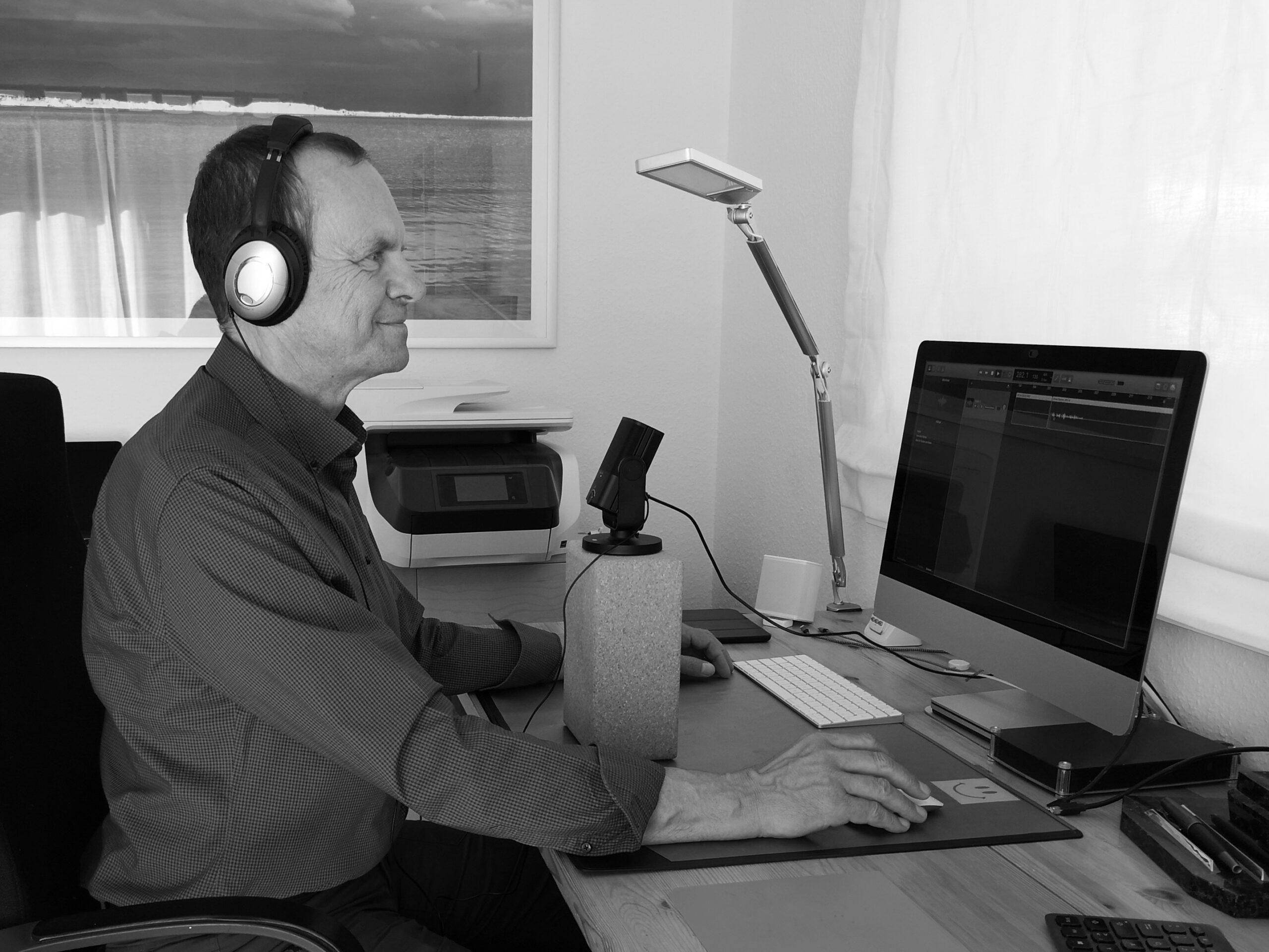 Corona Podcast mkit Prof. Dr. Jürgen Krahl, TH-OWL
